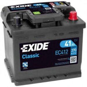 Batería Exide EC412 – 12V – 41Ah – 370A (EN)